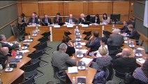 Audition de François POUPARD devant la commission du développement durable de l'Assemblée nationale (2e partie)