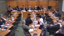 Audition de François POUPARD devant la commission du développement durable de l'Assemblée nationale (3e partie)