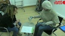 A Rennes, des prothèses digitales high tech changent la vie de Lucie, amputée des mains et jambes