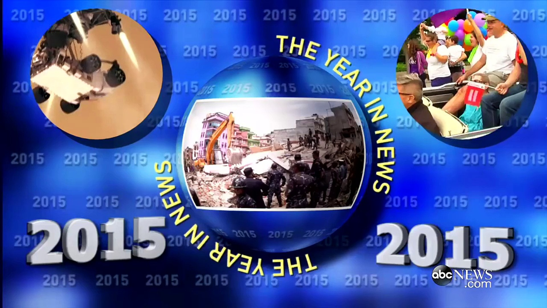 ABC News Year in Review: News