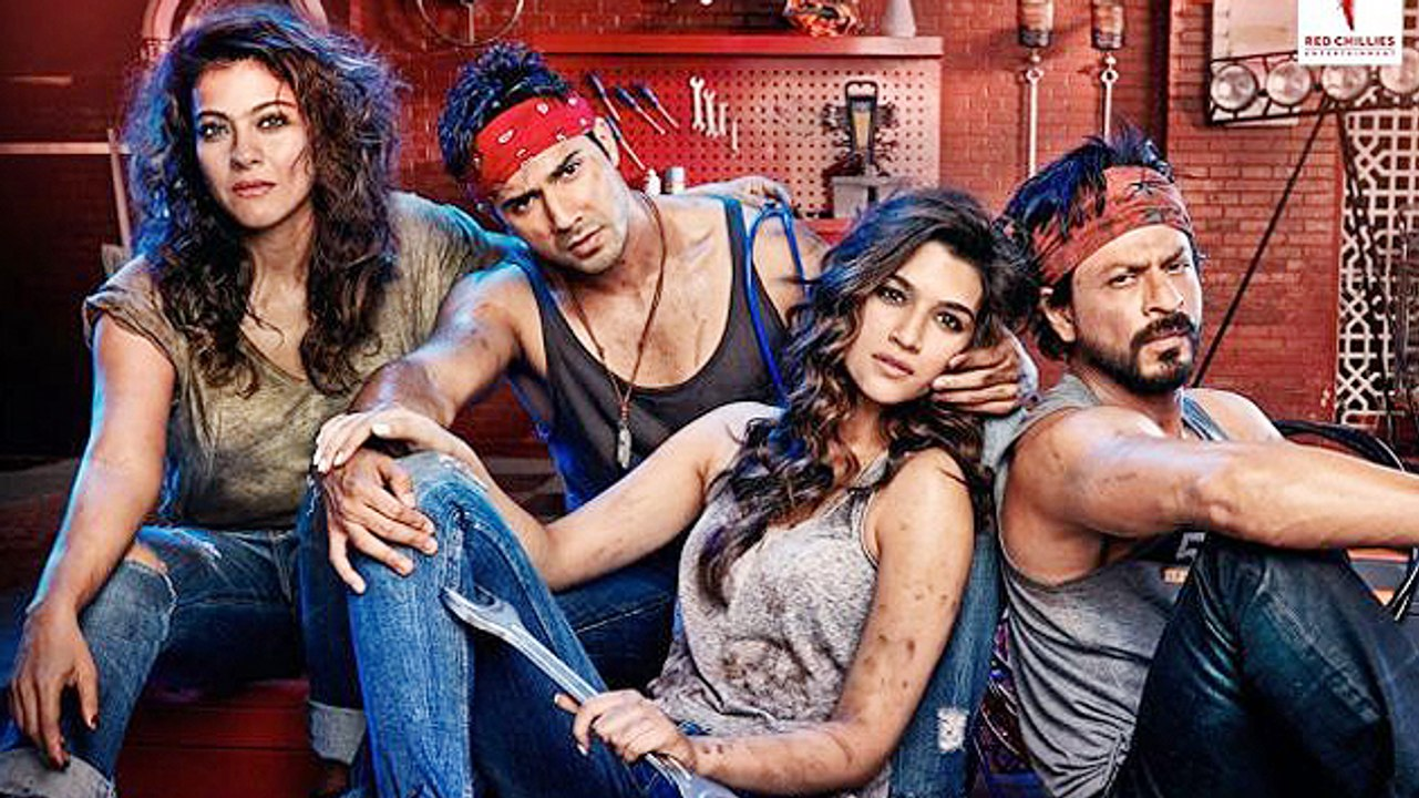 Dilwale Enters List Of Highest Foreign Grossers in 10 Days - video ...