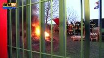Calvados: le ras-le-bol des sapeurs-pompiers