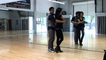 Advanced Salsa Dancing Moves : Inside Turn With Double Turn in: Advanced Salsa Dancing