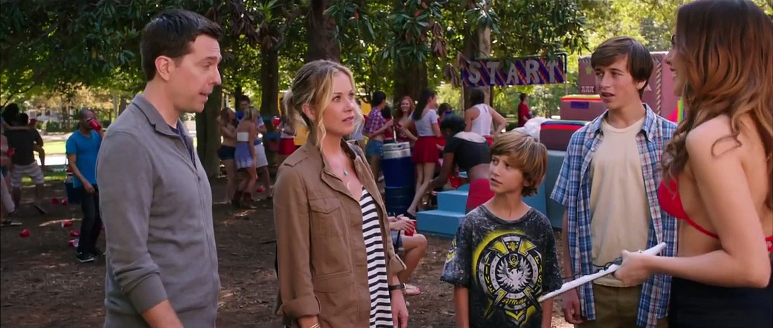 Vacation Official Red Band Trailer #2 (2015) Ed Helms, Christina Applegate Movie HD