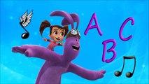 Kate & Mim-Mim Alphabet ABC Song - Kate and Mim Mim Nursery Rhymes
