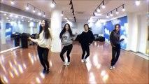 [MIRROR]레드벨벳(Red Velvet) Happiness(행복)_Break Dance