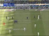 Totti Coup Franc Inter Milan As Rome