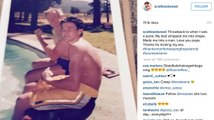 Scott Eastwood Thanks Father Clint For 'Whipping Him into Shape'