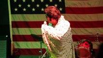 Robert Keefer sings 'CC Rider' Elvis Presley Memorial VFW 2015