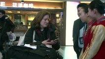 Chine: la journaliste française expulsée quitte le pays