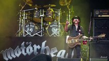 Motörhead Frontman Lemmy Dies at 70
