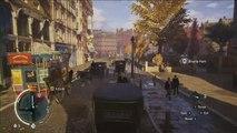 Assassins Creed Syndicate, gameplay Español parte 16, Conquistando la ciudad de Londres 2