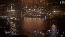 Firework and laser fests as Oceania and Asia start the new year parties