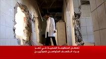 تعطل المنظومة الصحية في تعز جراء قصف الحوثيين
