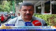 Decisión de la sala electoral muestra que el PSUV tiene quien los proteja: Expdta. del Tribunal Supremo de Justicia a NT