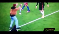 Franck Ribery fan attacks • a fan is released to attack Franck Ribery