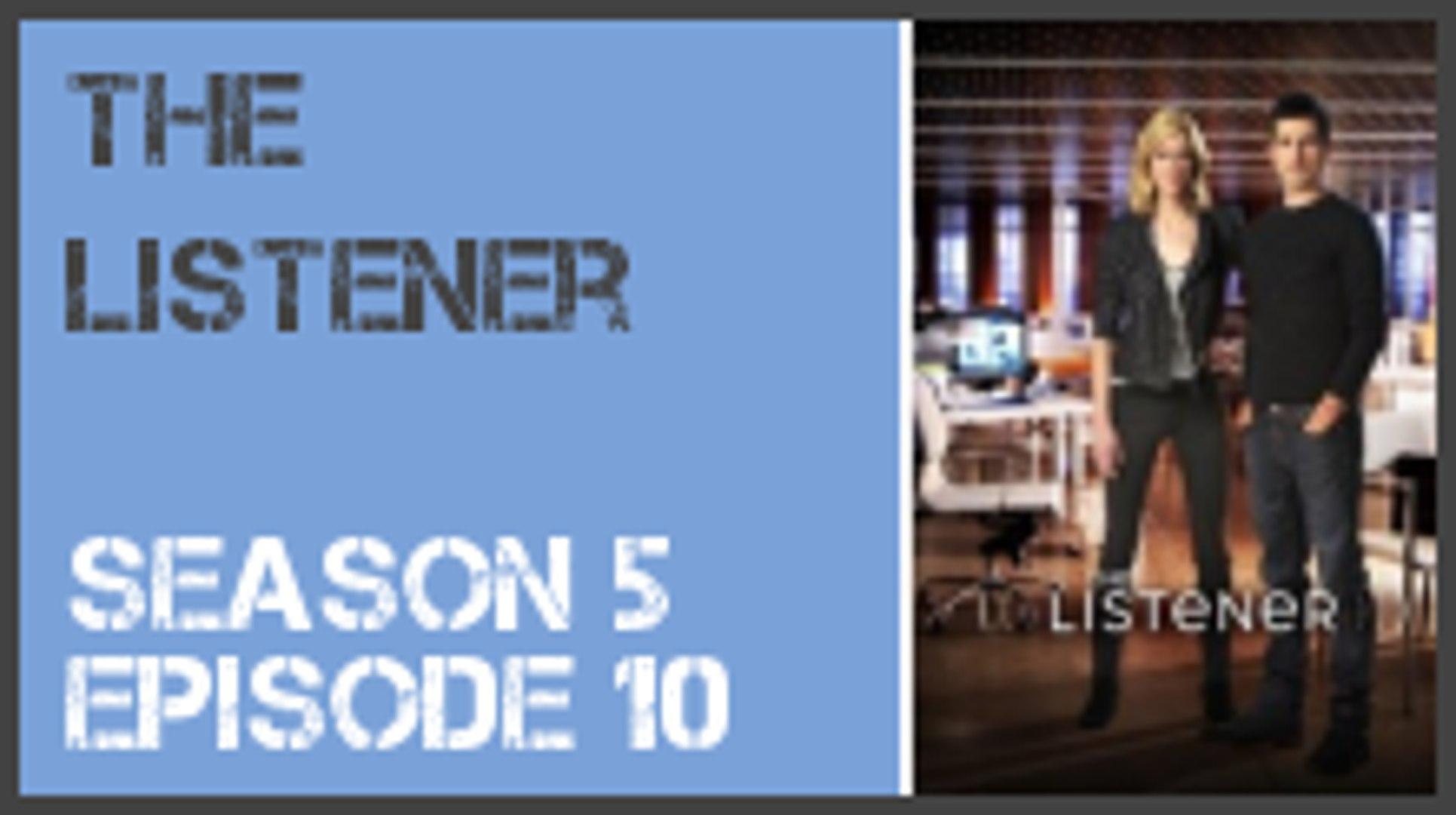 The Listener season 5 episode 10 s5e10