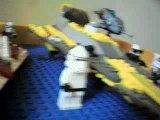 lego naruto shipuden akatsuki attack part