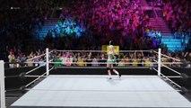 WWE  Kelly Kelly vs Eve Torres vs Maryse show 3