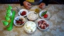 Recette des haricots à la Tunisienne - Market Loubia - Tunisian Beans Recipe - لوبية أو الفاصوليا