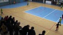 La Murette - Deux Rochers FC 2 (U12/U13 ; tournoi de Noël 2RFC 2015)