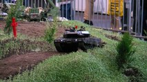 RC SCALE MILITARY VEHICLES AND TANKS IN ACTION / Faszination Modellbau Friedrichshafen 201