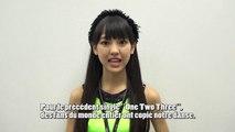 Message dHaruna Iikubo des Morning Musume。