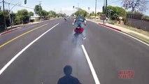 Motorcycle ACCIDENT Drifting Big Street Bike CRASH Kawasaki ZX10R CRASHES Drifts CRASH VIDEO 2015