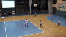 Deux Rochers FC 1 - Eybens (U12/U13 ; tournoi de Noël 2RFC 2015)