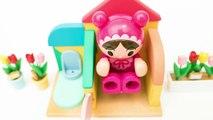 アンパンマンおもちゃアニメ 幼稚園のトイレでおしっことウンチ PPCandy Channel Anpanman Toy Anime Toilet Pee Poo