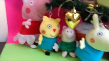 natal pig Arvore de Natal da Peppa Pig Tree Christmas natal feliz