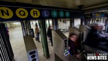 Wanted Robber Stealing Smartphones From Six Subway Riders