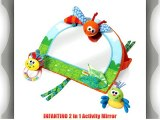 INFANTINO 2 in 1 Activity Mirror