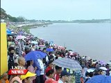 Lao NEWS on LNTV: Vientiane committee prepares for annual boat racing festival.26/9/2014