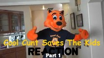 """""""Cool Cat Saves The Kids"""" Reaction! (Part 1)"""