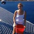 Allison Williams – Ice Bucket Challenge