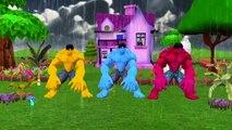 Hulk Cartoons Dancing And Singing Rain Rain Go Away Nursery Rhymes For Children