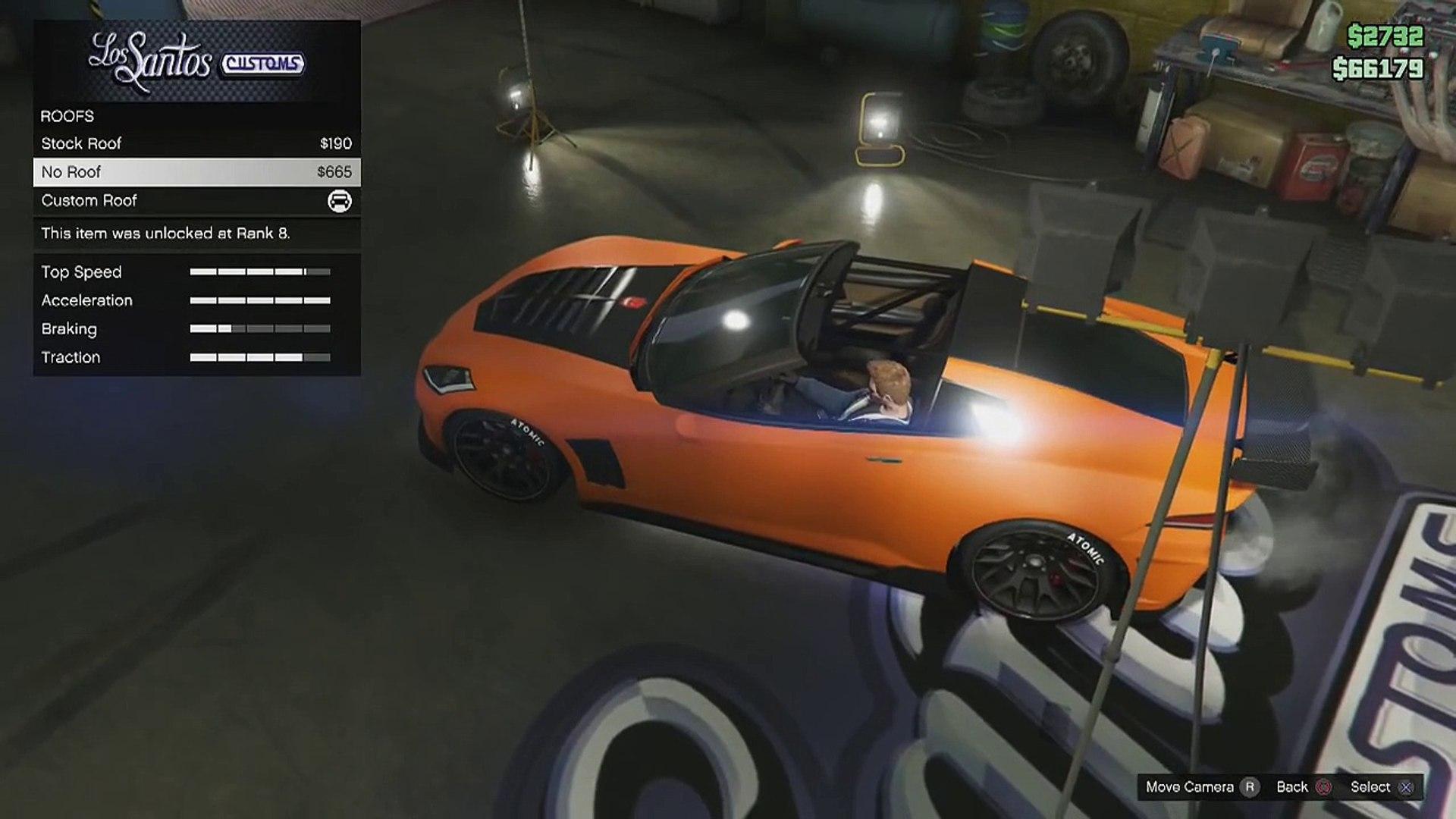 GTA 5 Online Best Cars to Customize in GTA 5 Online! (Secret Car  Customizations)