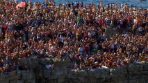 High Dives from Italian Cliffs Red Bull Cliff Diving World [S-E]s 2015