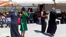 Tabandan Emirdağ Köy Düğünü - Bayanlar Kaşık Oyunu