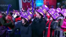 2016 Times Square Ball Drop - Times Square - New Years Eve 2016