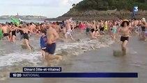 Un bain de mer pour tourner la page de 2015