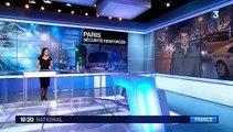 Réveillon du Nouvel An : 100 000 policiers et gendarmes mobilisés dans toute la France
