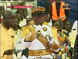 Serigne Modou Kara déclenche l'hystérie au stadium Marius Ndiaye