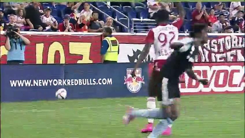 Slide Tackles IN REVERSE – MLS ( Major League Soccer  )