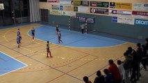 Deux Rochers FC 2 - Crolles (U12/U13 ; tournoi de Noël 2RFC 2015 - finale)