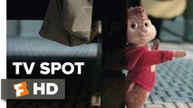 Alvin and the Chipmunks: The Road Chip TV SPOT - Twas the Night (2015) - Jason Lee Comedy HD