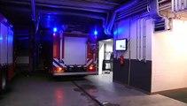 Brandweerpost Vinkhuizen beleeft rustigste Oud en Nieuw in jaren - RTV Noord