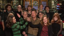 SNL Hosts Tina Fey & Amy Poehler Are Psyched For Bruce Springsteen and the E Street Band