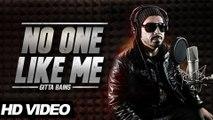 No One Like Me - Gitta Bains - Official Music Video